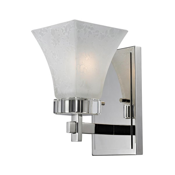 Pershing One Light Wall Sconce