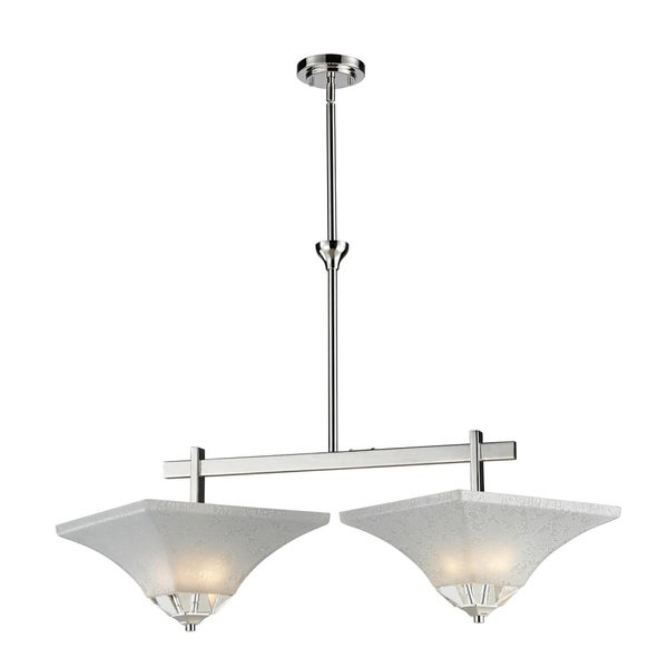 Pershing Two-Light Fixture