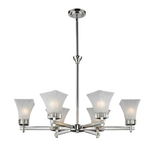 Pershing Six Light Chandelier