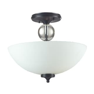 Harmony Semi Flush Light Fixture