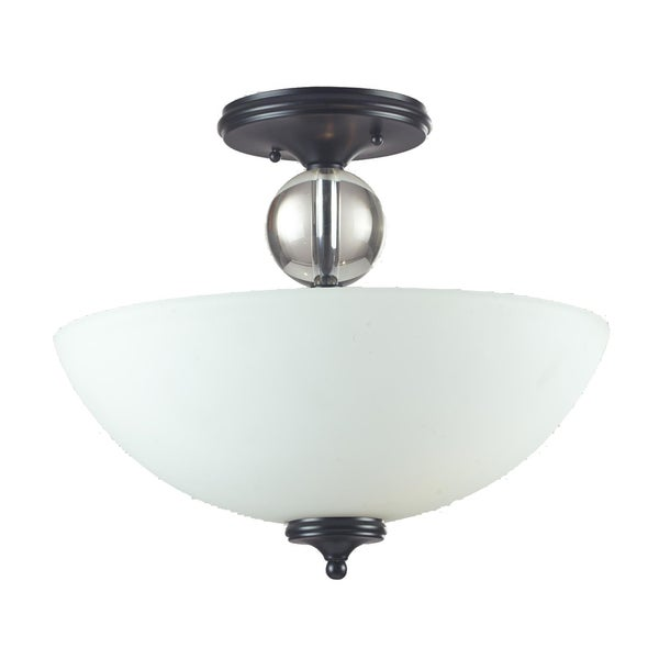 Harmony Semi Flush Light Fixture