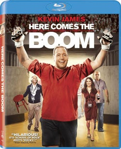 Here Comes The Boom (Blu-ray Disc)