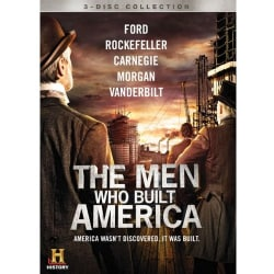 The Men Who Built America (DVD)