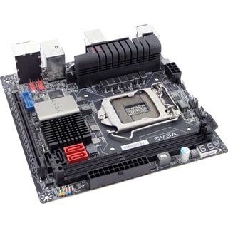 EVGA Z77 Stinger Desktop Motherboard - Intel Z77 Express Chipset - So