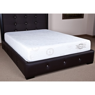 Herbal Fusion 8 inch Memory Foam Mattress