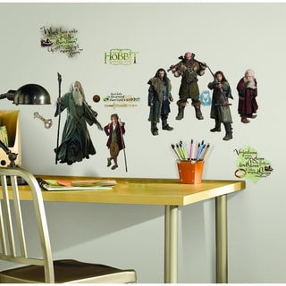 The Hobbit Peel & Stick Wall Decal