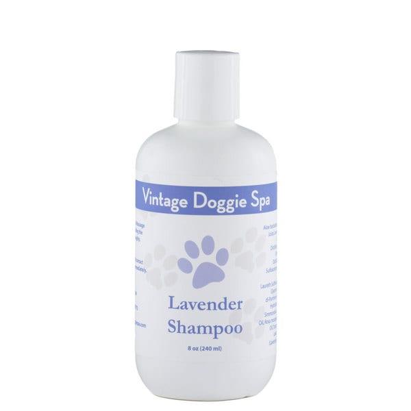 Vintage Doggie Spa Lavender Shampoo