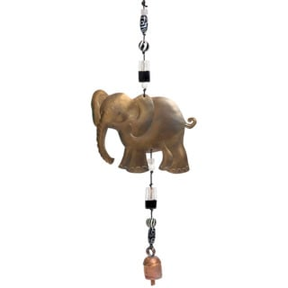 Big Funky Elephant Wind Chime