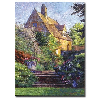 David Lloyd Glover 'Majestic Impressions' Canvas Art