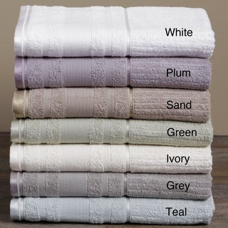 Tatiana Ringspun Cotton 6-piece Towel Set