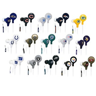 iHip NFL Shoelace Style Ear Buds