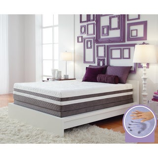 Optimum by Sealy Posturepedic Gel Memory Foam Elation Pillowtop Full-size Mattress Set