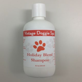 Vintage Doggie Spa Holiday Blend Shampoo