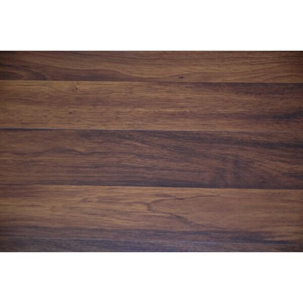 Furniture of America Lifestyle 7mm Royal Merbau Laminate Flooring (25.5 SF)