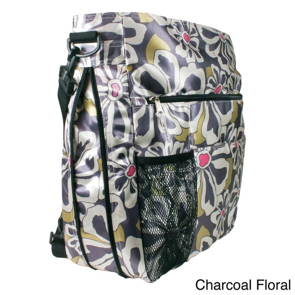 Amy Michelle Lexington Backpack / Messenger Bag