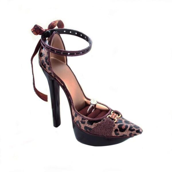 Jacki Design Shoe Jewelry Holder