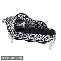 Leopard Lounge Chair Ring Holder