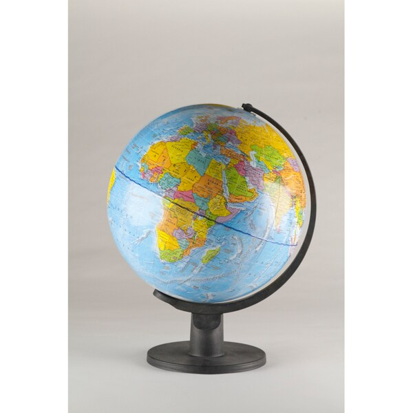 WayPoint Scout 12-inch Non-illuminated Globe