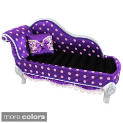 Jacki Design Polka Dot Romance Lounge Chair Ring Holder