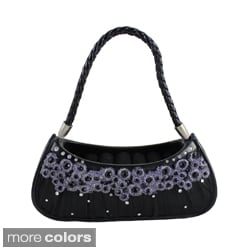 Dazzling Gems Handbag Ring Holder
