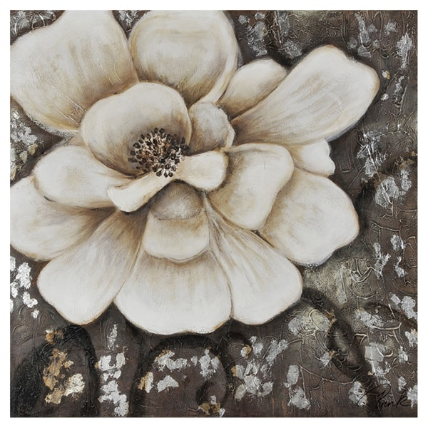 Catherine Brink 'Serenity' Hand Painted Canvas