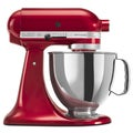 KitchenAid RRK150CA Candy Apple Red 5-quart Artisan Tilt-Head Stand Mixer (Refurbished)