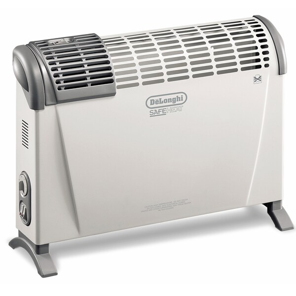 Delonghi Safe Heat 1500-watt Convection Heater