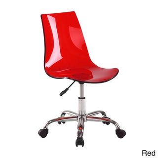 Acrylic Modern Office Chair