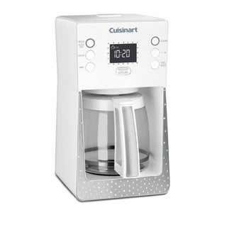Cuisinart SCC-1000W Crystal Limited Edition Perfect Temp 14-Cup Programmable Coffeemaker