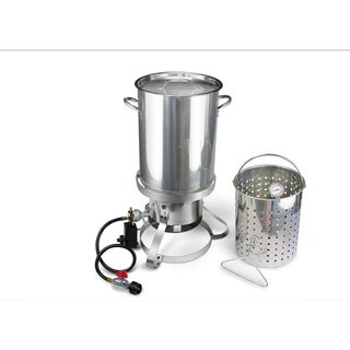 Stainless Steel Gas Fryer