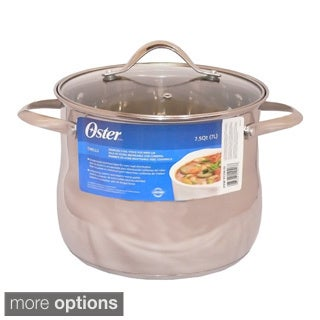 Oster Tinelli Stainless Steel Stockpot