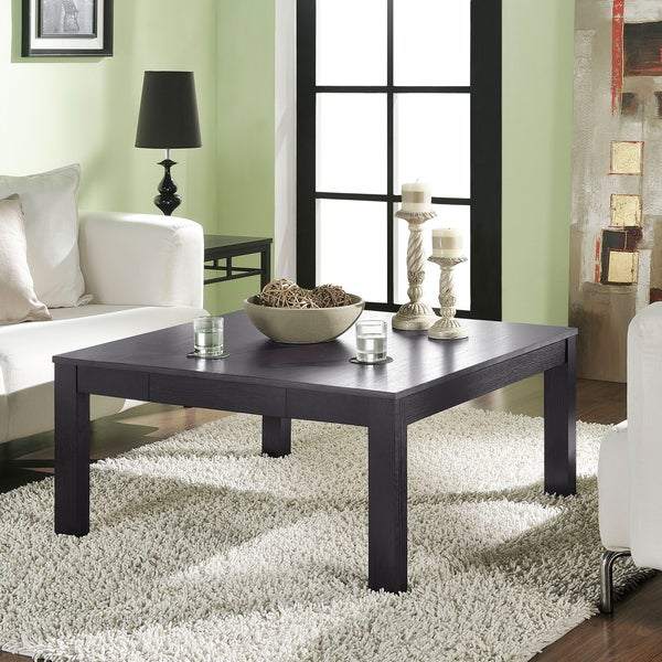 Altra Parsons Large Espresso Coffee Table