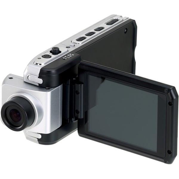 "Genius DVR-FHD560 Digital Camcorder - 2.4"" LCD - CMOS - Full HD"