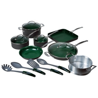 Orgreenic 16-piece Non-stick Cookware Set