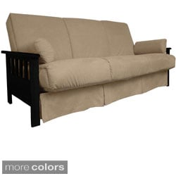 Provo Perfect Sit & Sleep Mission-style Pillow Top Queen-size Sofa Bed