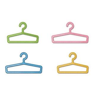 "CottageCutz Mini Die 1.75""X1.75""-Clothes Hangers Made Easy"