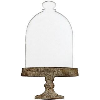 Sizzix Bigz Die By Tim Holtz-Bell Jar With Pedestal
