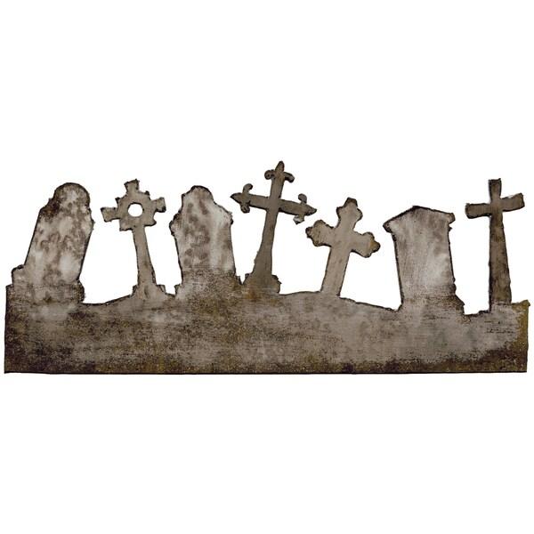 Sizzix On The Edge Die By Tim Holtz-Graveyard