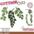 "CottageCutz Die 4""X4""-Ivy Made Easy"