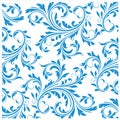 "Embossing Folder 8""X8""-Regency Swirls"