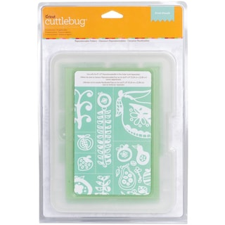 Cuttlebug Repositionable Embossing Plates -Fruit Punch