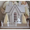 DIY Chipboard House Kit-Large Queen Anne