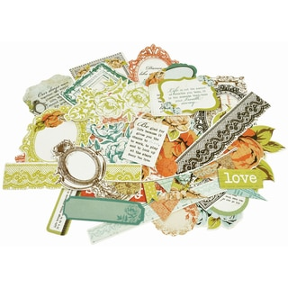 Marigold Collectables Cardstock Die-Cuts-