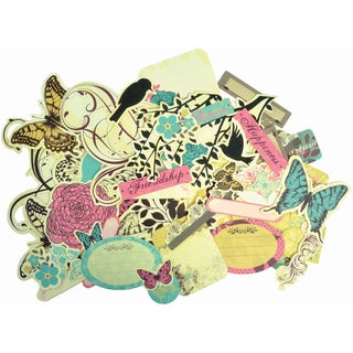 Botanical Odyssey Collectables Cardstock Die-Cuts-