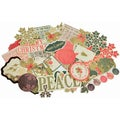 Merry & Bright Collectables Cardstock Die-Cuts-