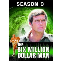 The Six Million Dollar Man: Season 3 (DVD)