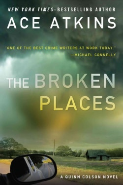 The Broken Places (Hardcover)