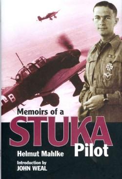 Memoirs of a Stuka Pilot (Hardcover)