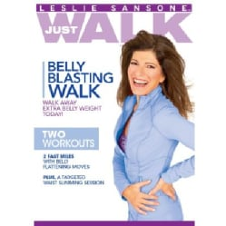 Leslie Sansone: Belly Blasting Walk (DVD)