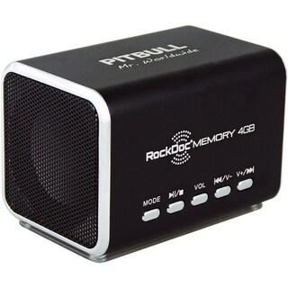 RockDoc 2.0 Speaker System - 6 W RMS - Black